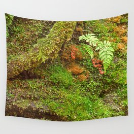Moss Hysteria Wall Tapestry