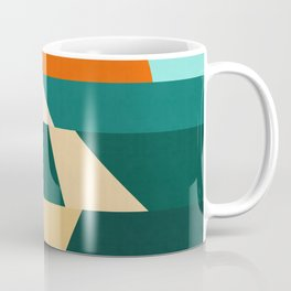 Abstract landscape XIII Coffee Mug
