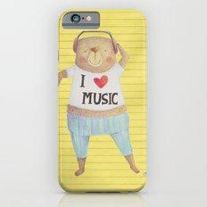 Music Bear Slim Case iPhone 6s