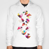 diamonds Hoodies featuring diamonds by silviarossana