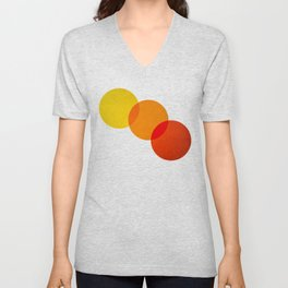Easy Sunset Unisex V-Neck