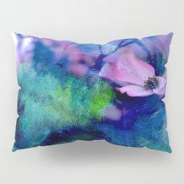Paint, Petals & Branches Pillow Sham