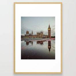 London's pride Framed Art Print