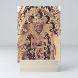 Gentile da Fabriano - Quaratesi Polyptych Mini Art Print