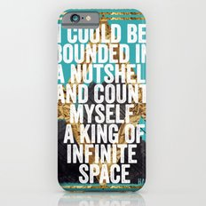 Hamlet Quote iPhone 6s Slim Case