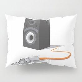 unplug the glance Pillow Sham