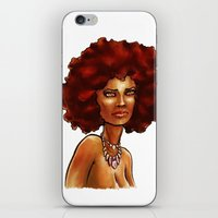 eevee iPhone & iPod Skins featuring Eevee by DANIELIN3D