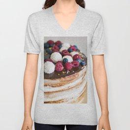 Fresh Cake Unisex V-Neck