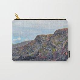 Hartland Quay Cliffs Carry-All Pouch