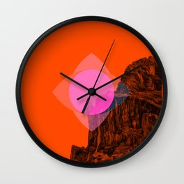 Start Something New Wall Clock