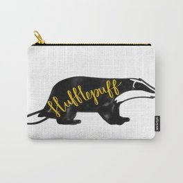 Hufflepuff Badger Carry-All Pouch