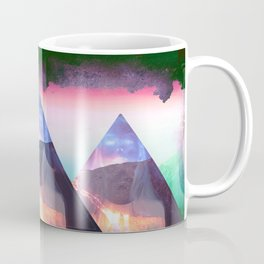 Even the cool erupt  Coffee Mug