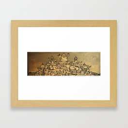 Petie Framed Art Print