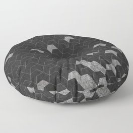 concrete Floor Pillow
