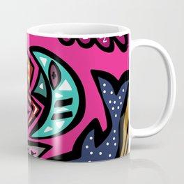 2D Forest Coffee Mug