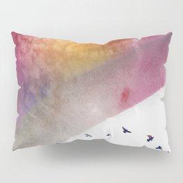 Birds of a RainBow Pillow Sham