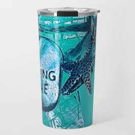 Dreaming Of The Sea Travel Mug
