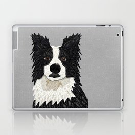 Beautiful Border Collie Laptop & iPad Skin
