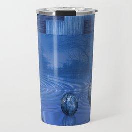 Blue World Travel Mug