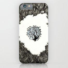 Black Spring iPhone Case