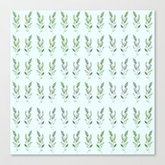 Nature repetition Canvas Print