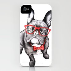 Happy Dog Slim Case iPhone (4, 4s)