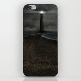 When the night comes iPhone Skin