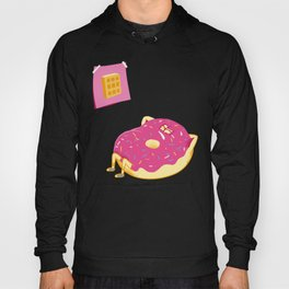 DONUT GIVE UP Hoody