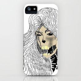 The Screamer iPhone Case