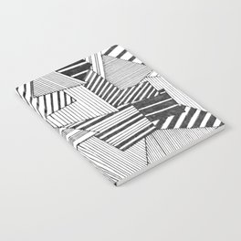 abstract crystal Notebook