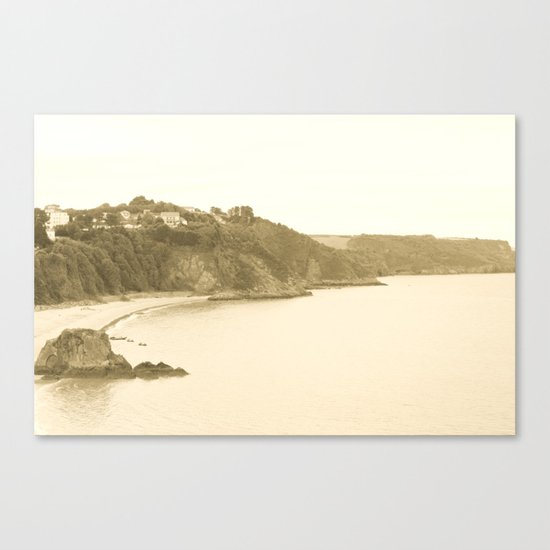 SunSea'nSand Canvas Print
