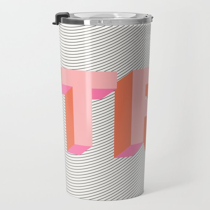 TRY Travel Mug