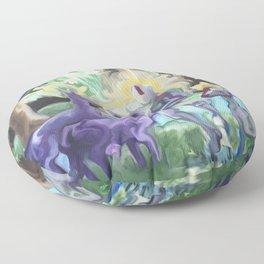 Goloka Vrindavana Floor Pillow