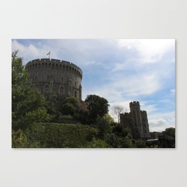Windsor Castle 1 Canvas Print