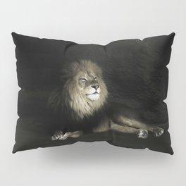 Smiling Lion Pillow Sham