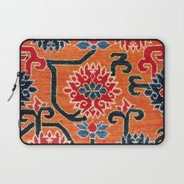 Shigatse South Tibetan Jabuye Rug Print Laptop Sleeve