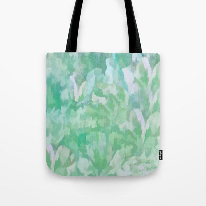 Summer Green Tote Bag