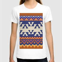 Aztec Folk Art T-shirt
