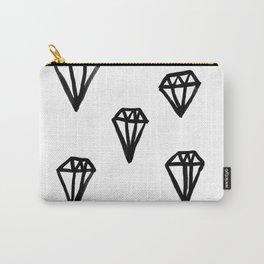 Little Rocks - Diamonds Carry-All Pouch