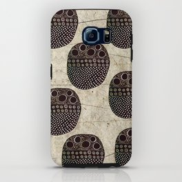 Polka Scarab iPhone Case