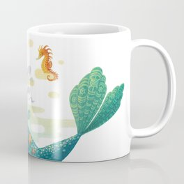 In the nest of Ingrid's scales Coffee Mug