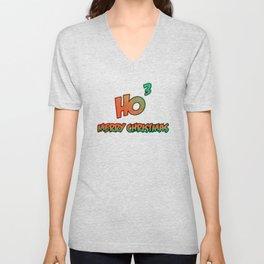 Ho Ho Ho Unisex V-Neck