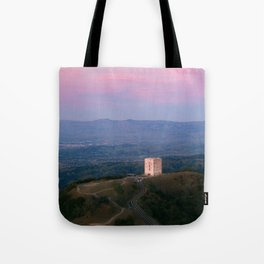 Mt. Umunhum - San Jose, CA Tote Bag