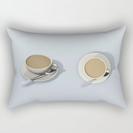 Wake me Gently Rectangular Pillow