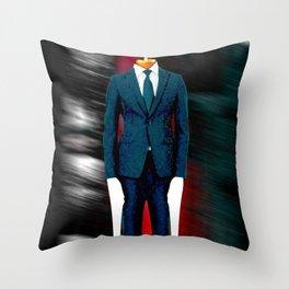 Stifle Throw Pillow