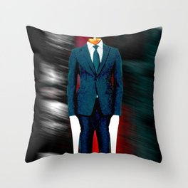 Stifle Throw Pillow