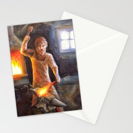 The Bladesmith Stationery Cards