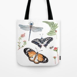 The insects Tote Bag