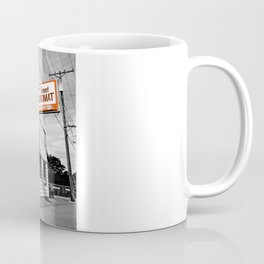 Corner laundromat Coffee Mug