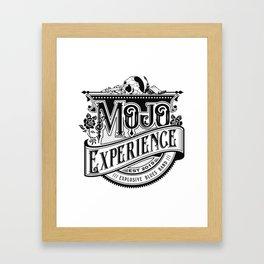 Mojo Experience Framed Art Print